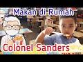 Ayam Goreng Terenakkk Makan Ayam Goreng Di Rumah Colonel Sanders  Mp3 - Mp4 Download