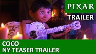 Ny Disney Pixar-film | Coco