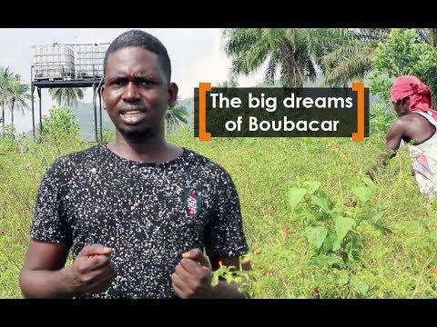Guinea: The big dreams of Boubacar