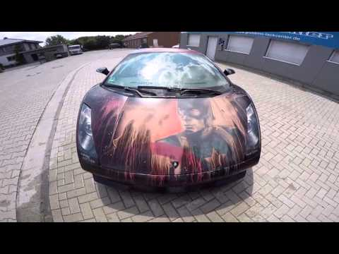 Dope Lambo Paint Can Change Colors Youtube