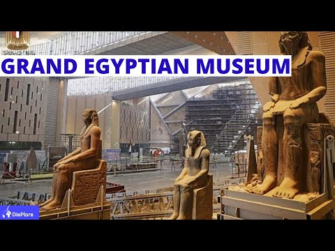 Egypt is Constructing the Largest Prison for Ancestors (Museum) in the World - A $550 Million Projec
