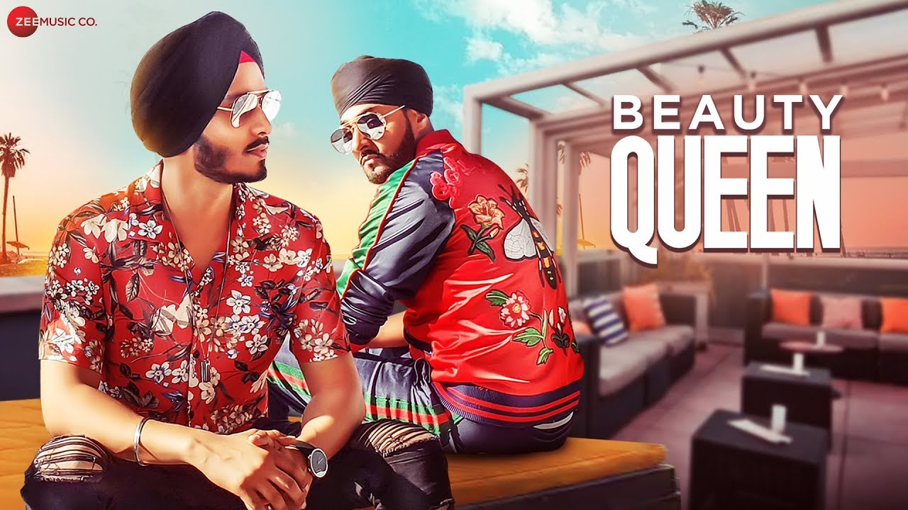 Beauty Queen - Official Music Video | Manjit Singh & Manj Musik | Param Singh