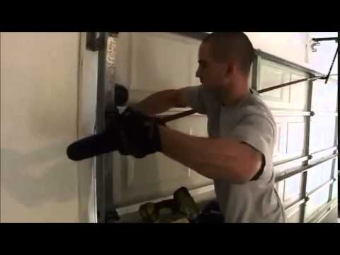 Garage Door Spring Repair Phoenix | Mr Garage Door Repair (480) 360 4166