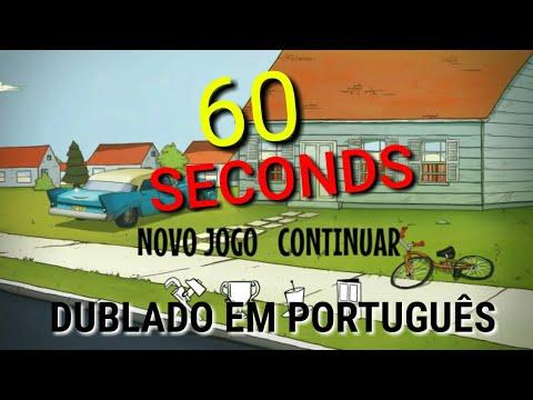 60 seconds atomic adventure será que vai virar série no canal?