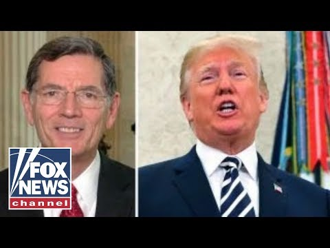Barrasso: Trump speaks clearly, carries a big stick on Iran