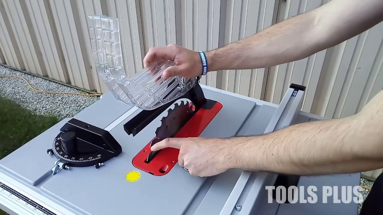 Bosch 4100-10 Worksite Table Saw - Product Updates