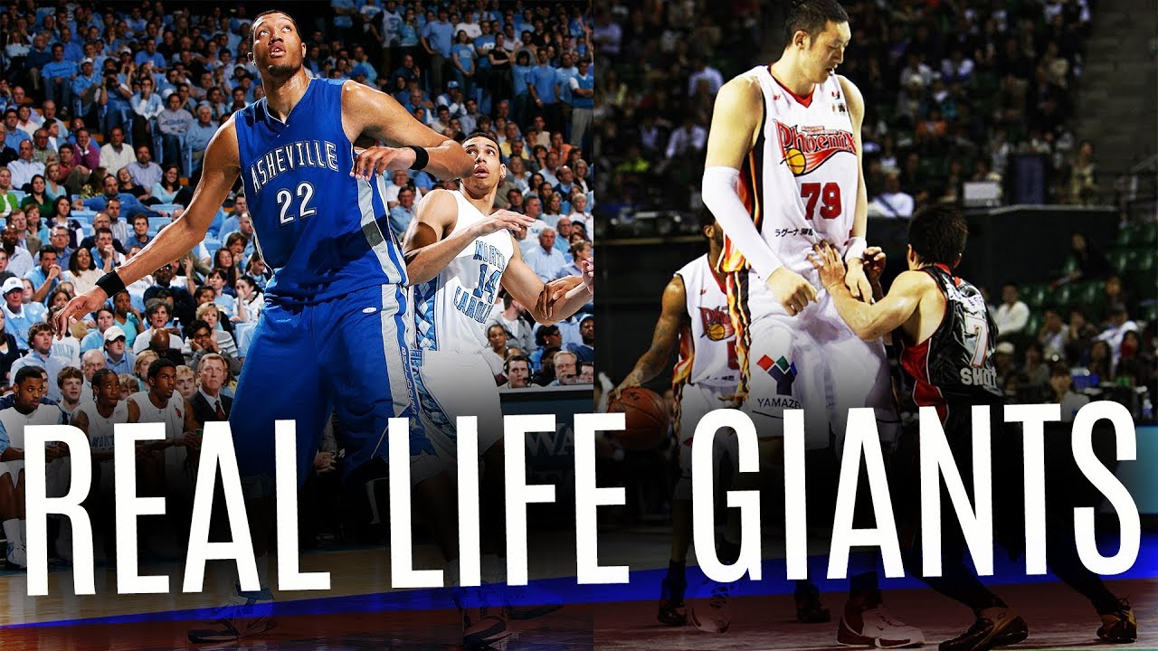 Basketball Players: World's Tallest Basketball Players Ever (Not In The NBA