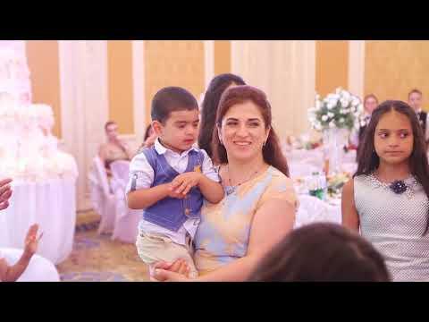 8 часть Ruslan&Susanna - Шикарная Езидская свадьба 2018 г.Киев-(супер гованд,Dawata Ezdia 2019)