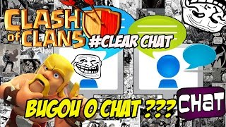 Trollagem no chat clash of clans  !!!