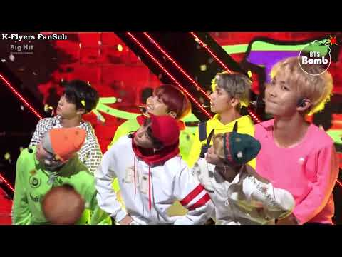 [BANGTAN BOMB] BTS 'Rather Than Worrying, GO' stage with ARMY~perfect voice~ - BTS (Hun Sub)