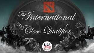 Fly To Moon VS Double Dimention - The International 8, CN Playoff Day 1