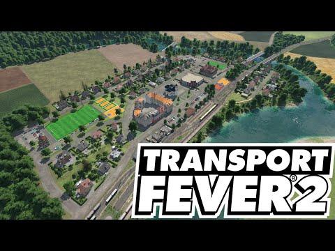Ab in die Berge | Schmalspurbahn #1 | Transport Fever 2 |