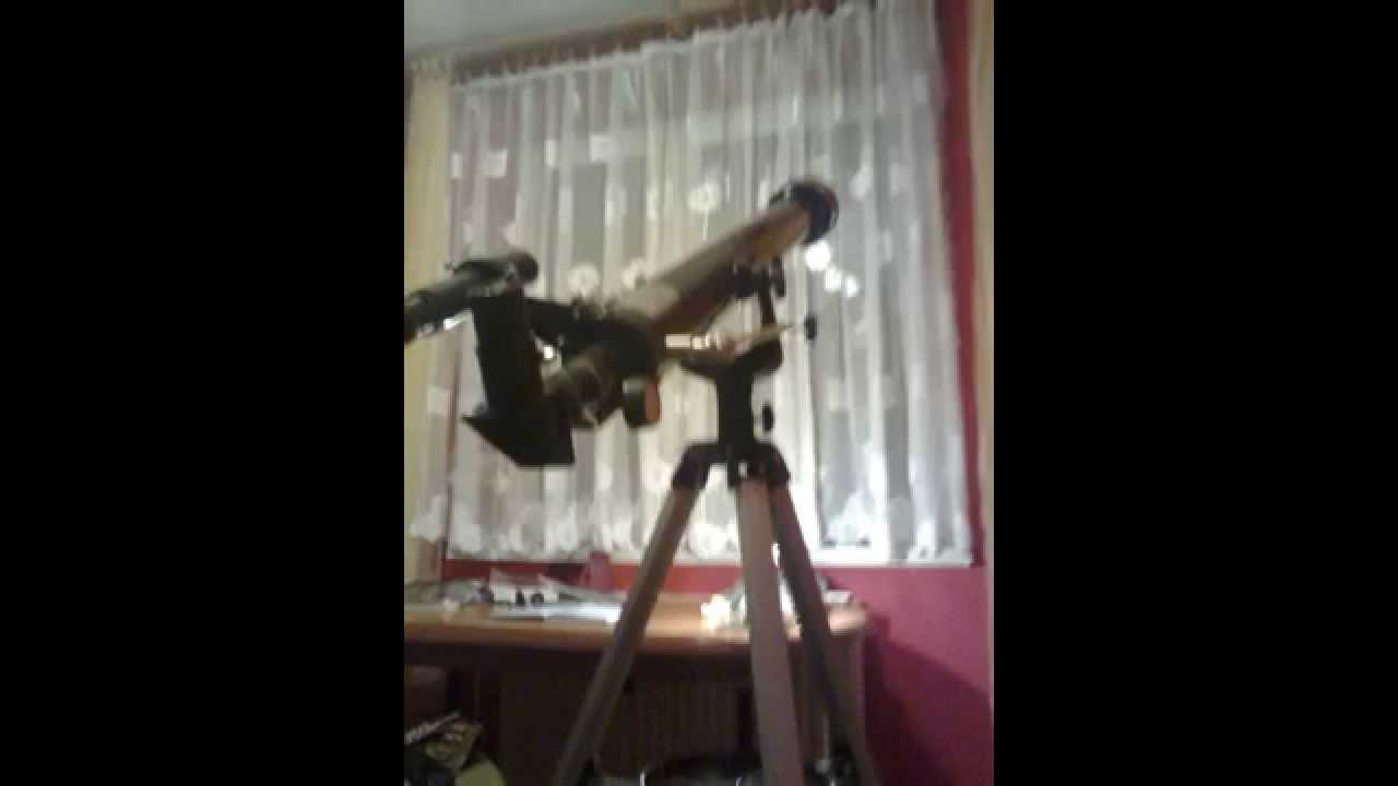 Teleskop opticon perceptor youtube
