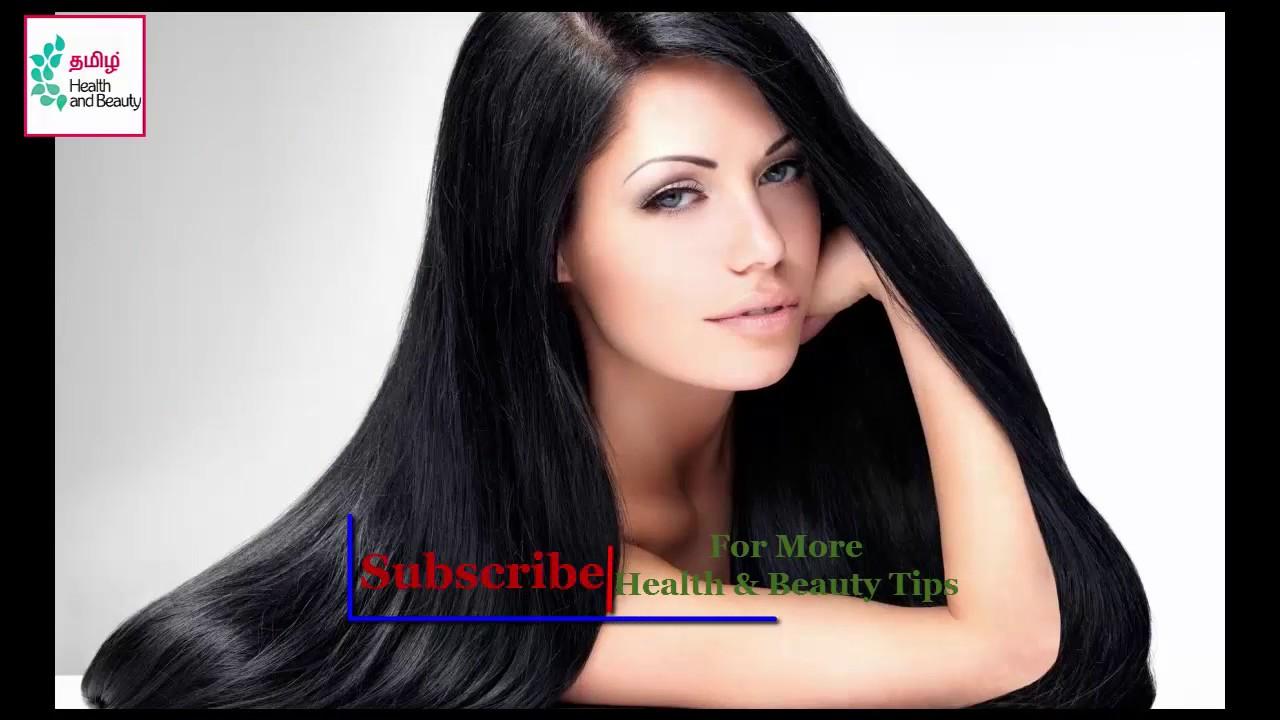 ���ூந்தல் ���டர்த்தியாக 5 ���ிமிடத்தில் Natural Homemade Hair