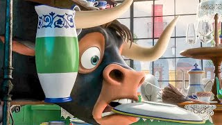 Bull In A China Shop Scene - FERDINAND (2017) Movie Clip