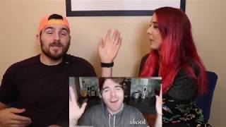 Jenna and Julien impersonating Shane Dawson