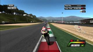 MotoGP 13 Hotlap - Mugello (Italy)