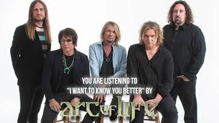 """Arc Of Life – """"I Want To Know You Better"""" – Official Audio"""