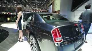 Geneva 2013 -  HD - Lancia Thema and other Lancia cars autoshow