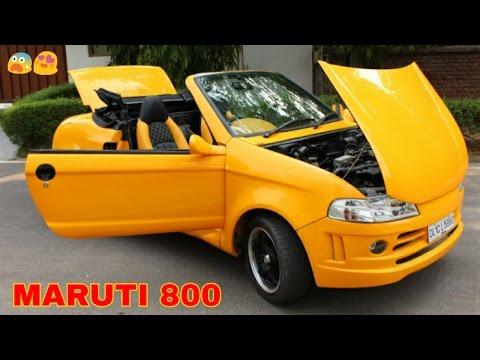 10 INDIAN CARS MADE CONVERTIBLE !!!