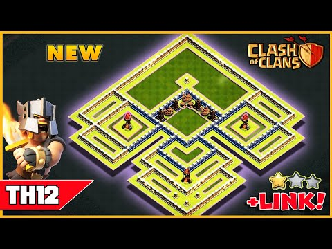 NEW Best Town Hall 12 (TH12) Base 2019 with Replay Proof