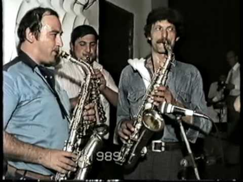 Ministeru`, Scumpea, Budoita, Muzur Nunta la Lili & Vasile Nicoara 1989 partea 4