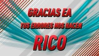 FIFA 17 GRACIAS EA TUS ERRORES NOS HACEN RICO