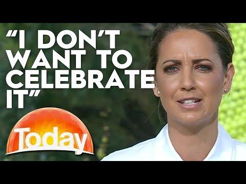 Brooke Boney's Impassioned Australia Day Speech   TODAY Show Australia