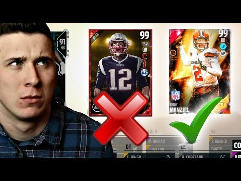 DRAFTING The PLAYER WHO Is ON The WORST TEAM! Madden 18 Draft