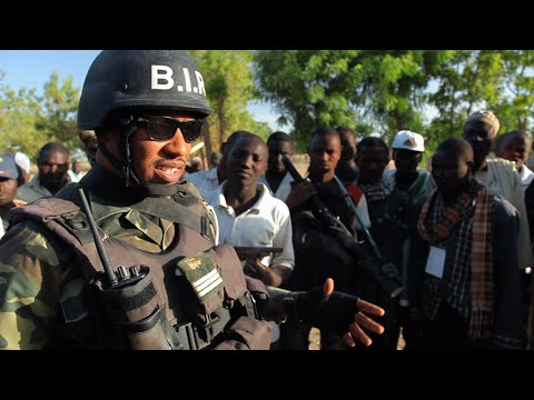 The war against Boko Haram's suicide bombers in Cameroon