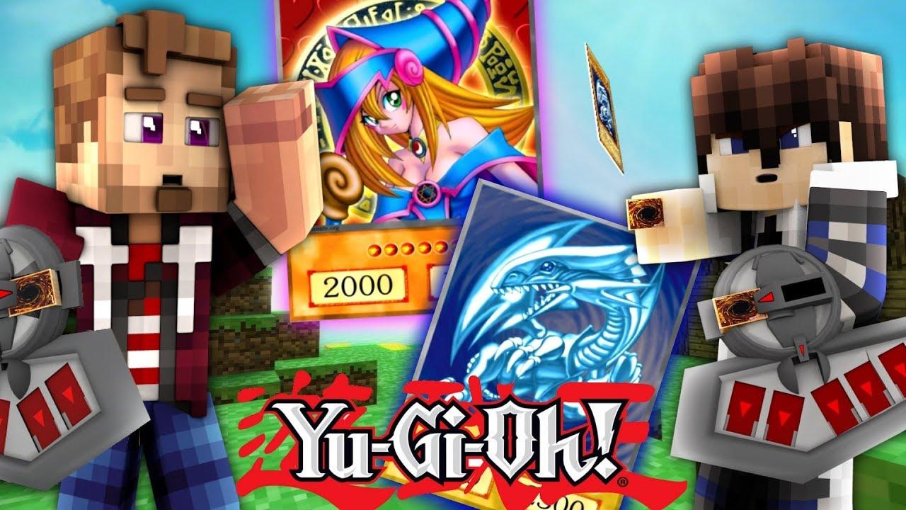 Minecraft YUGIOH MOD! #3 - NEW CARDS UNLOCKED! ( Yu-Gi-Oh ...
