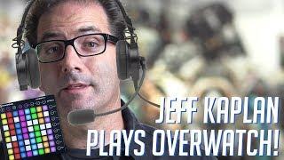 Jeff Kaplan Plays OVERWATCH! Soundboard Pranks in Competitive!
