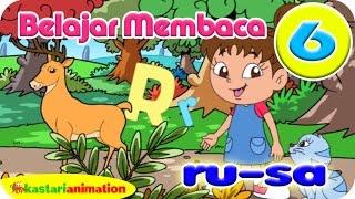 Aku Bisa Membaca bersama Lala 6  HD |  Kastari Animation Official