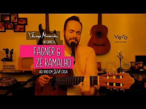 Thiago Miranda interpreta FAGNER e ZÉ RAMALHO Ao vivo em SUA casa #FiqueEmCasa #LiveDoMiranda