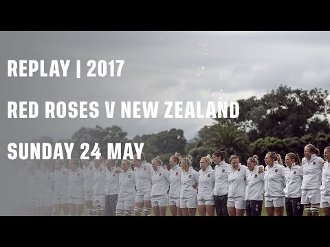 Replay   Red Roses Vs New Zealand 2017