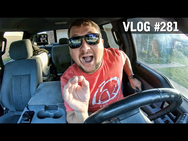 VLOG #281 / WILD Day But That's OK! / August 12, 2020