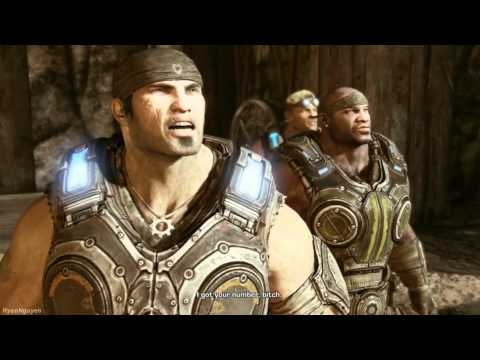 Gear Of War 3 All Cut Scenes Full HD 1080