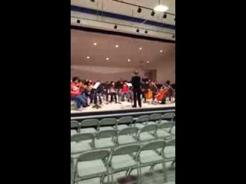 Margarita Middle School Orchestra
