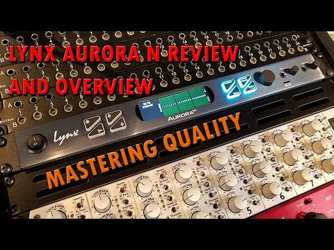 Why The Lynx Aurora N Audio Interface Is Better