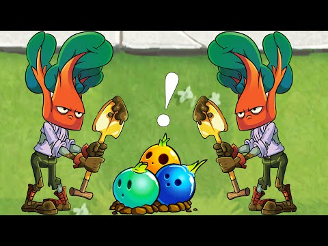 Download Youtube: Plants vs. Zombies 2 - A Chard guard situation!