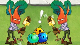 Plants vs. Zombies 2 - A Chard guard situation!