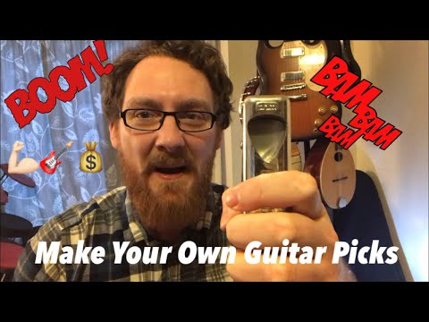 make-your-own-guitar-picks-/-guitar-plectrums-(easy)