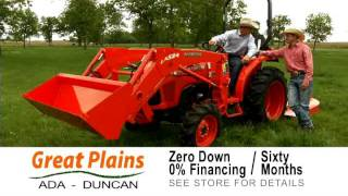 Ride for the Brand with Great Plains Kubota