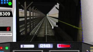 【OpenBVE】NYCTA(ニューヨーク市地下鉄) Q Lineを運転してきたよ!
