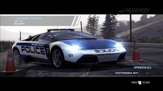 NFS: Hot Pursuit(2010): SCPD Event #33: Hot Pursuit: Oakmont Valley: Charged Attack