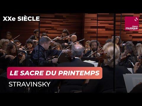 Igor Stravinsky : Le Sacre du Printemps (Orchestre philharmonique de Radio France / Mikko Franck)