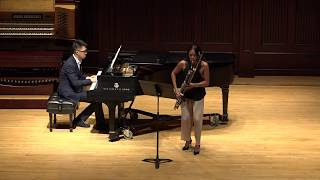 Faculty Artist Series Recital – Marissa Olegario, Bassoon (Part 1)
