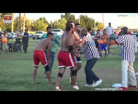 Yuba Brothres Sports Club vs Kings's Sports Club Open Team Final Match