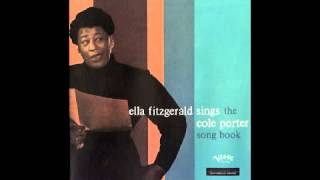 ella fitzgerald sings the cole porter songbook full album disc 2