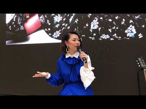 Joanna Dong LIVE! (FULL session) at Apple Store Singapore 21st Dec 2017